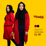 Jaket Muslimah Cantik Termurah HJ-10