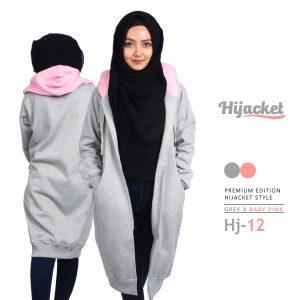 Jaket Wanita Muslimah HJ-1