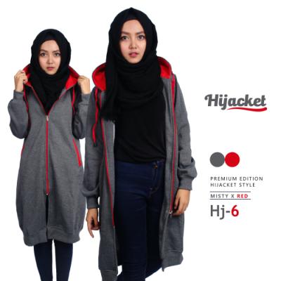 Jaket Muslimah Terbaru 2016 – 2017 HJ-6