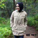Jaket Parka Wanita Terbaru 2016 PRK27
