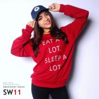 Sweater Wanita Terbaru 2016 SW11