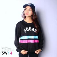 Sweater Wanita Trendy 2016 Bandung SW14