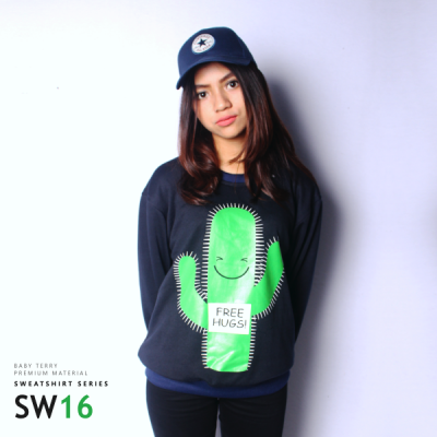 Sweater Wanita Lucu Bandung SW16