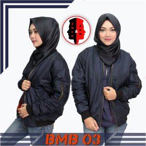 Jaket Bomber Wanita 2