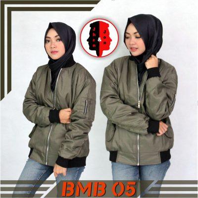 Jaket Bomber Wanita 3