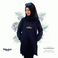 Sweater Hijab Casual Remaja