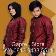 Jaket Bomber Couple